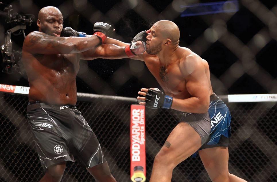 UFC News: Israel Adesanya spoke about the Francis Ngannou - Ciryl Gane fight